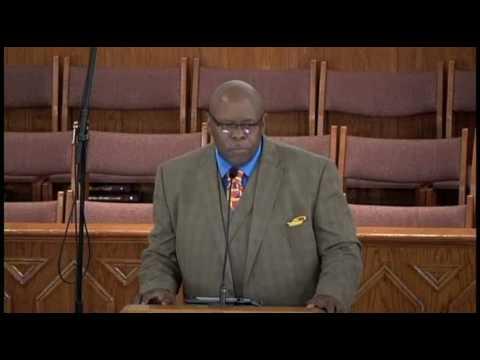 """The Walking Dead""  Pastor Alex Horton"