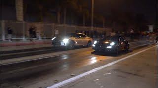 17 Year Old Races His Gtr Vs Porsche $13,000