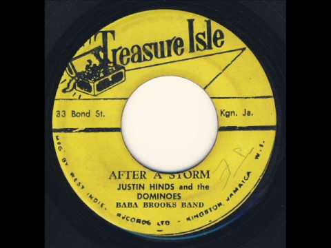 Justin Hinds and The Dominoes with Baba Brooks Band - After A Storm [CARIBBEAN RHYTHMS SOURCE SOUND]
