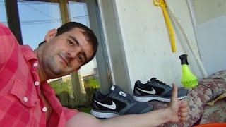 видео Как почистить кроссовки