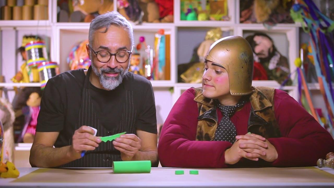 Os brinquedos do Alfredo [Episódio 20] Ibab Criança