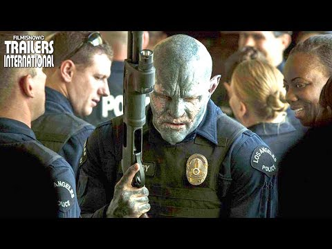 舞台は人間とクリーチャーが共存するLA。異なる種族の警察官、人間のウォード(ウィル・スミス)と怪物オークのジャコビー(ジョエル・エドガ...