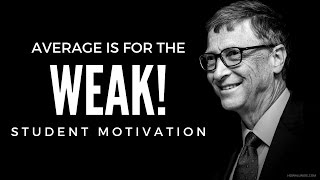 Download Video Average Is For The WEAK! - Student Motivational Video MP3 3GP MP4