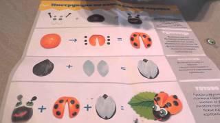 Обзор набора для детского творчества