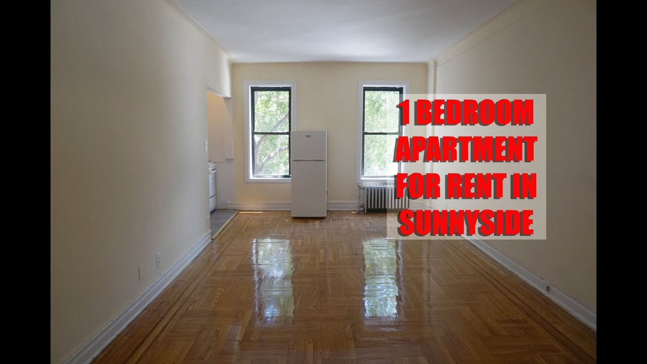 1 Bedroom apartment for rent in Sunnyside, Queens, NYC