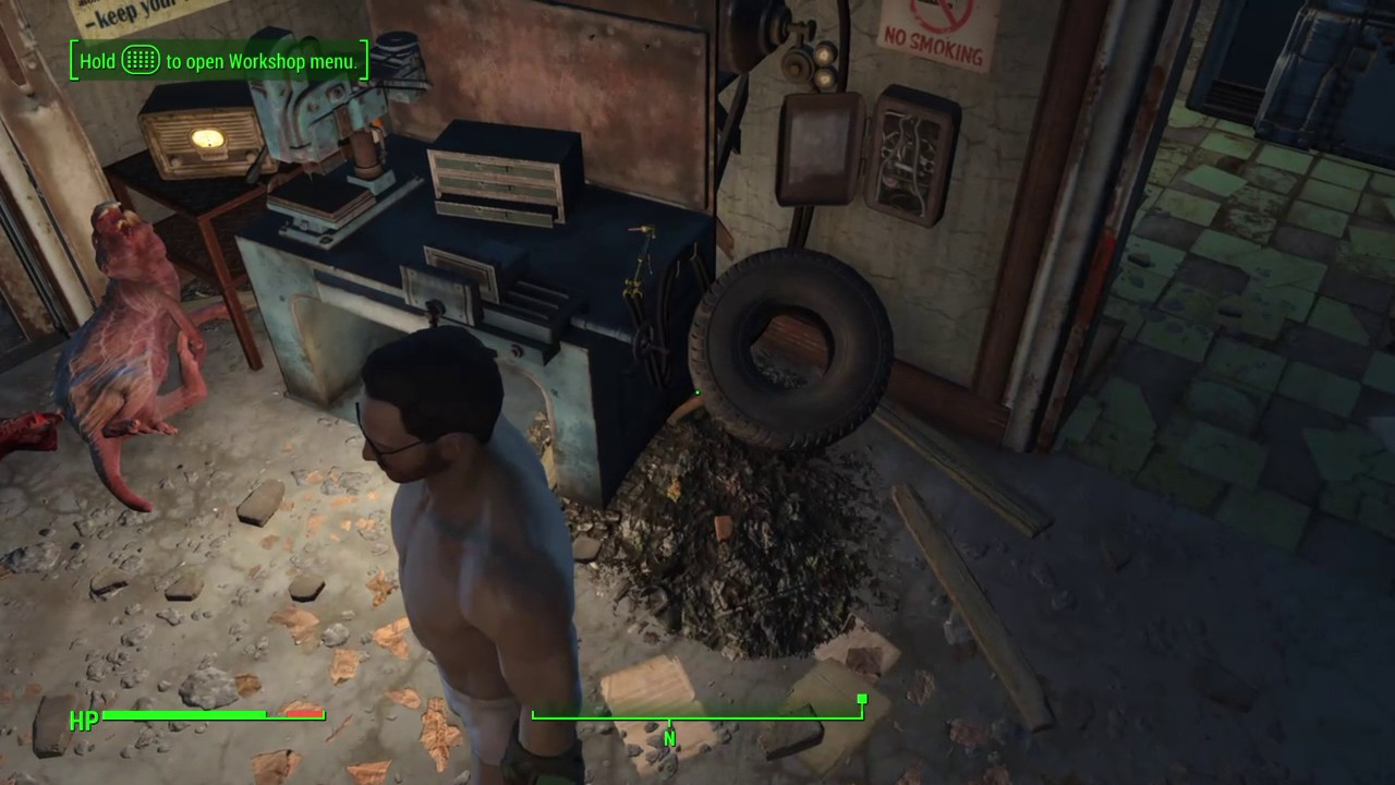 How to get the Cryolator using dog meat (GLITCH)