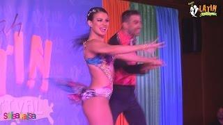 PANAGIOTIS & MYRTO DANCE PERFORMANCE | FUJAIRAH LATIN FESTIVAL 2015