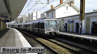 RER B | Paris : Bourg-la-Reine ( RATP MI79 - MI84 )