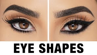 HOW TO: CHANGE SIZE AND SHAPE OF EYES | BRITTANYBEARMAKEUP