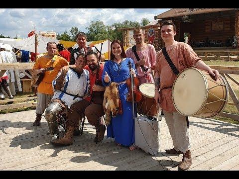 Средневековая музыка от LaVerden! Гильдия менестрелей