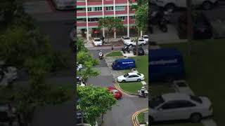 What happens when S'pore's new President Halimah Yacob leaves her Yishun flat