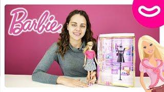 Мечта девочки - Набор Barbie Стиль и красота   Обзор игрушки для девочек