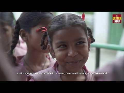 Akshaya Patra Foundation (Lucknow) - Impact Story