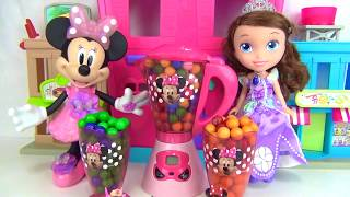 Minnie Mouse Smoothie & Magical Blender Imaginative Kids Play