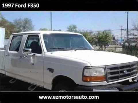 1997 Ford F350 Used Cars San Antonio TX & 1997 Ford F350 Used Cars San Antonio TX - YouTube markmcfarlin.com