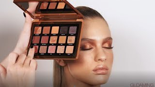 How-To Tutorial: Create a Soft Smokey Bronze Look using the BRONZE PALETTE | Natasha Denona Makeup