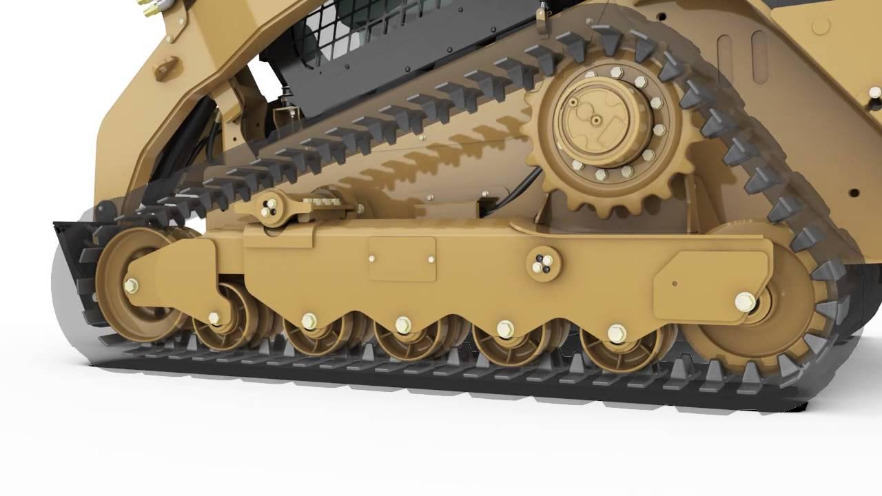 Skid Steer - Multi Terrain - Compact Track Loaders | Alban CAT