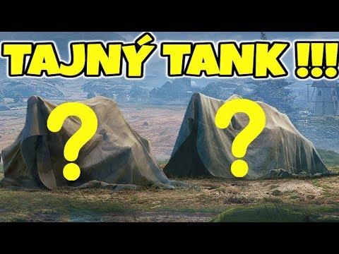 NOVÝ SUPER TAJNÝ TANK / Frontová linie je tady !!! World of Tanks CZ thumbnail
