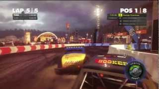 DiRT Showdown (PS3) - Single Player Gameplay