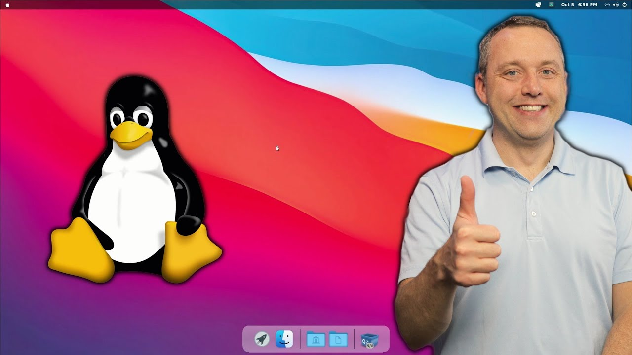 Linux that looks like Mac