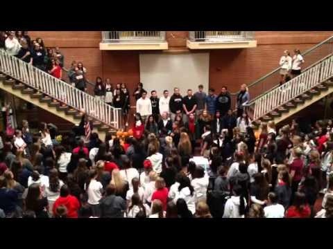 Carondelet High School Veterans Day Prayer