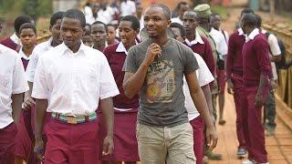 Olivier Nsengimana, Rolex Young Laureate, 2014