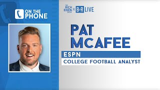 Pat McAfee Talks Brady's Future, Titans-Ravens & More with Rich Eisen   Full Interview   1/7/20