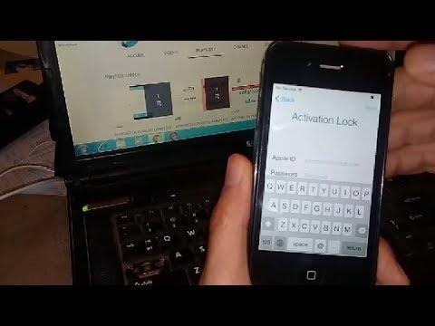 unlock iphone 4 free icloud