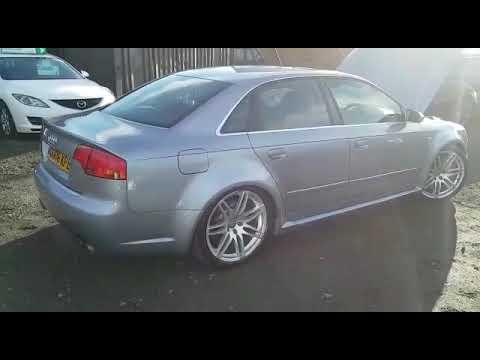 2006 Audi Rs4 42 Quattro 12995 Youtube