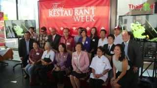 TFN Access Thai Restaurant Week Press Release