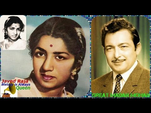 #LATA JI~Film~MOHAR~{1959}~Ab To Maut Ka Bhi Gham Nahin-Tum Ho Saath~[ Another MasterPiece-78 RPM #