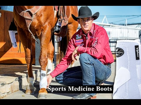 Horse Boot Protection with Patrick Smith