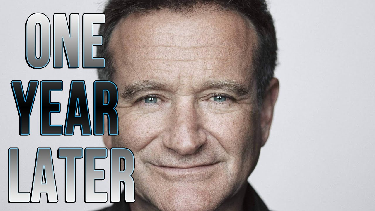 robin williams one year later youtube