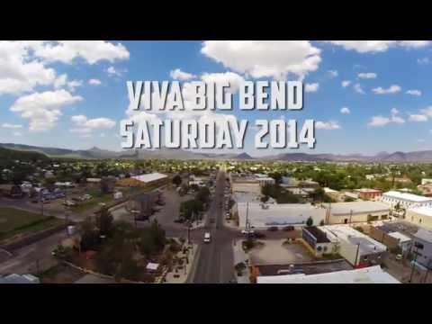 Viva Big Bend 2014 Saturday--Alpine, Marfa, & Ft. Davis, Texas