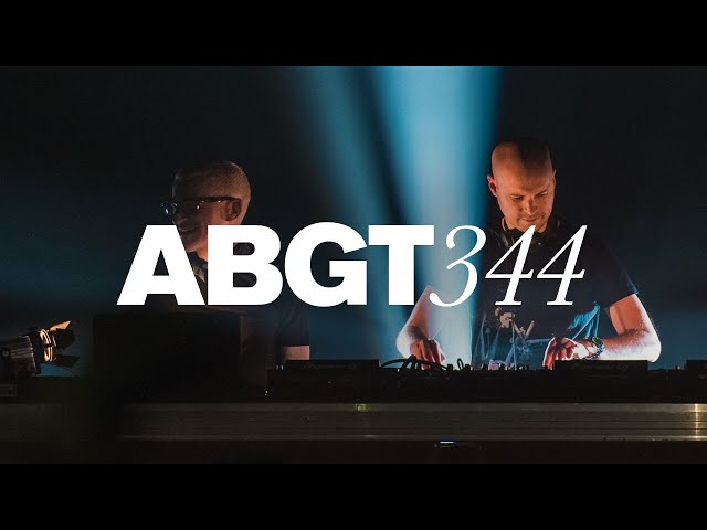 Group Therapy 344 with Above & Beyond and Cosmic Gate