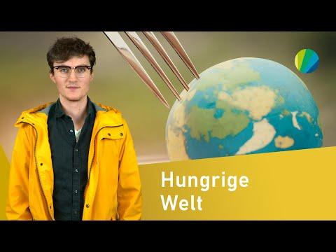 Hunger - Ein lösbares Problem? Der Weltacker   on:spot