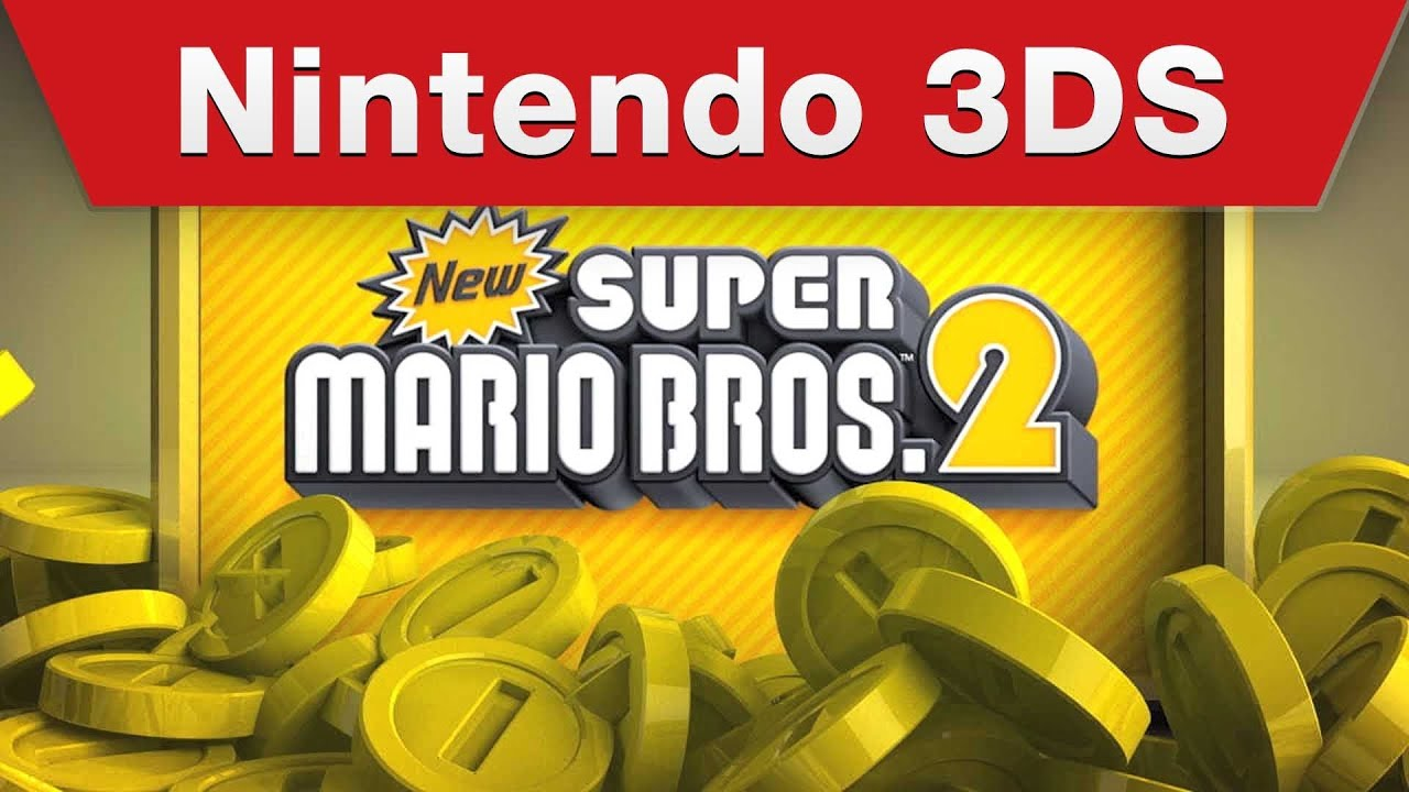 New Super Mario Bros 2 - Primeiros 54 minutos Gameplay - GameVicio