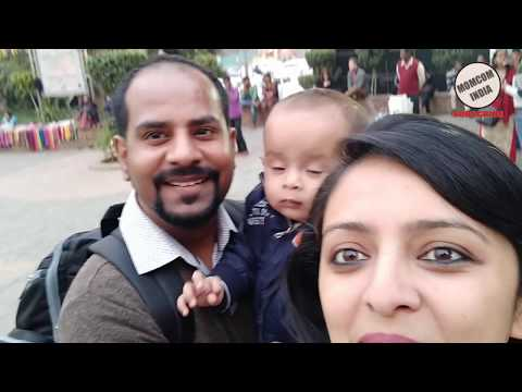 BABY's DAY OUT TO THE DELHI ZOO || कबीर चला चिड़ियाघर (VLOG)