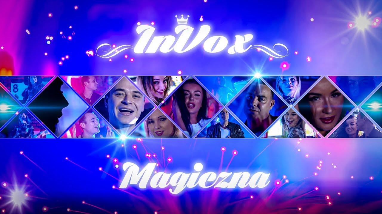 InVox – Magiczna (Official Video) Nowość 2017 !!!