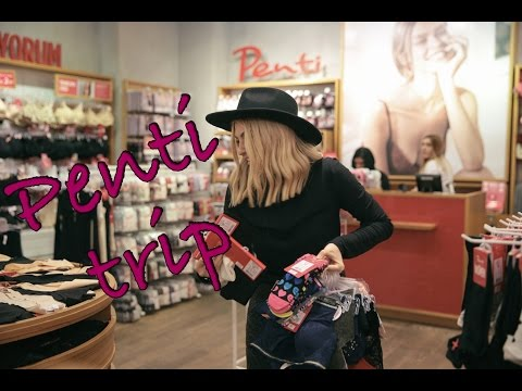 OFFICIAL video! Penti Istanbul Trip | Laura Musuroaea