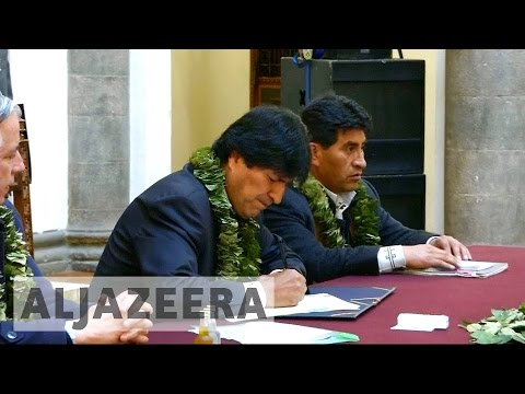 Bolivias approves new bill expanding legal Coca production