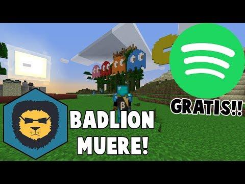 👉 BADLION 2.0 CERRARÁ!! y CUENTAS DE SPOTIFY PREMIUM GRATIS!! - Minecraft