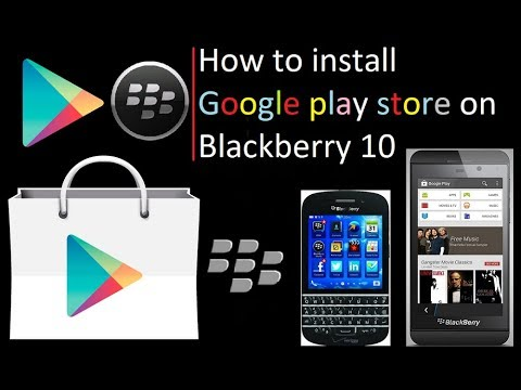 descargar play store apk para blackberry z10