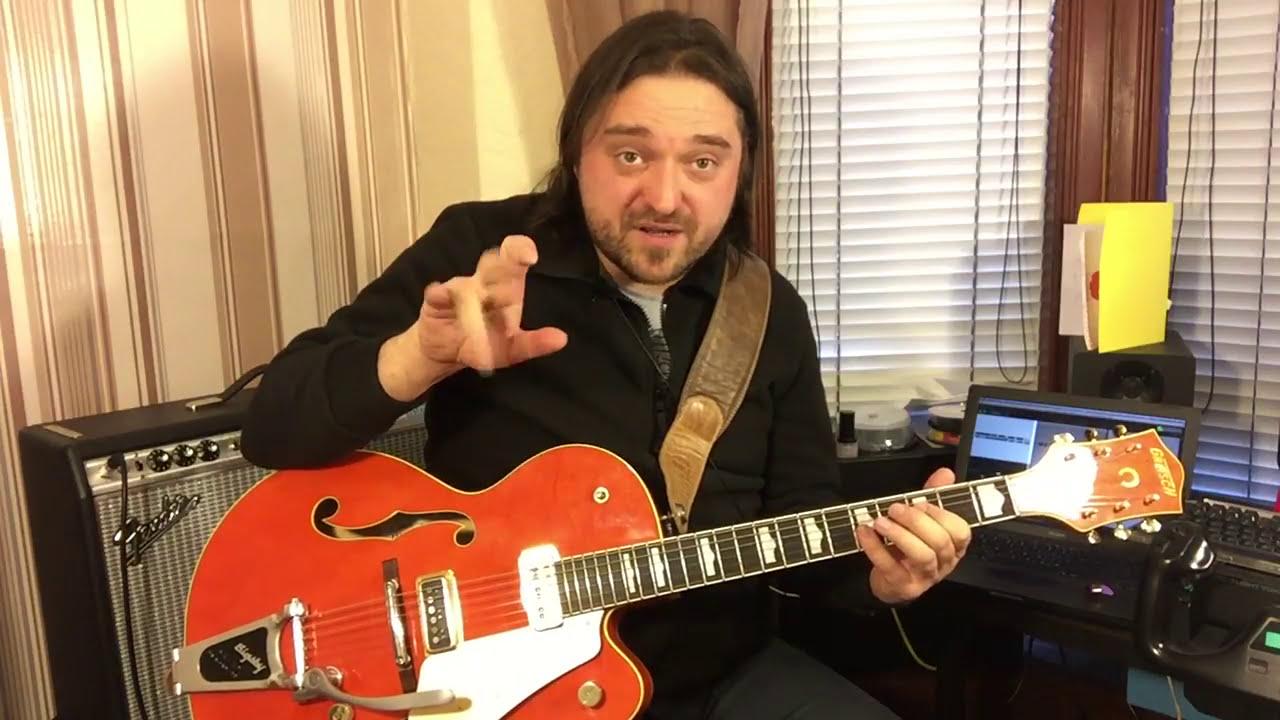chet atkins lenny breau basic artificial harmonics guitar lesson youtube. Black Bedroom Furniture Sets. Home Design Ideas
