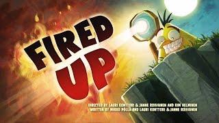 Злые птички - Энгри Бердс - Зажги (S1E36) || Angry Birds Toons