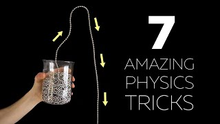 10 Fun Amazing Physics Experiments