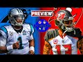 LIVE🔴 NFL | Carolina Panthers vs Tampa Bay Buccaneers | September 13 2019