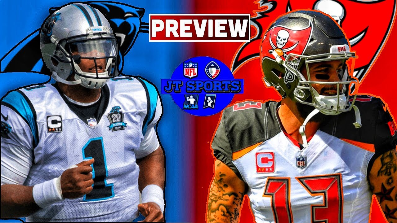 Image result for Carolina Panthers vs Tampa Bay Buccaneers