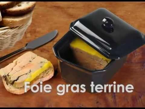 foie gras terrine youtube. Black Bedroom Furniture Sets. Home Design Ideas