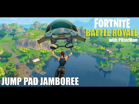 Jump Pad Jamboree (Fortnite Battle Royale)